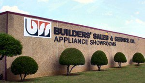 Builders' Sales & Service Company Showroom